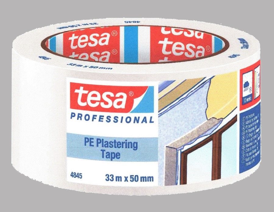 Tesa® 4845 Putzband PE