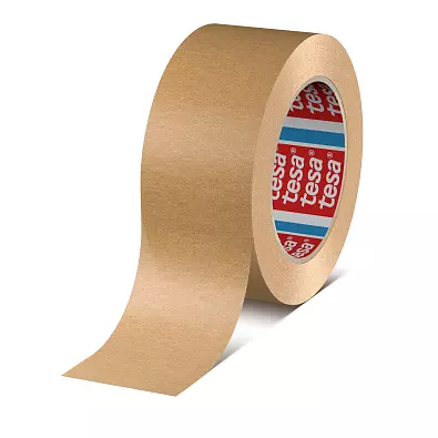 tesa® 4713 – Verpackungsklebeband mit Papier aus verantwortungsvollen Quellen